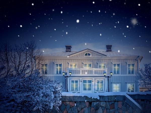 natt på herrgård