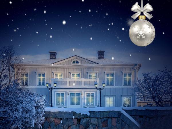 jul herrgården